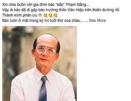 Nghe si Pham Bang qua doi: Khan gia Viet xot thuong nghen ngao - Anh 10