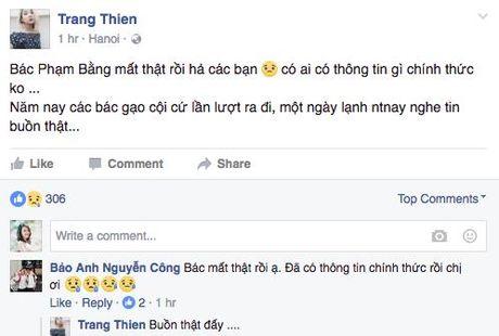 Nghe si Pham Bang qua doi: Khan gia Viet xot thuong nghen ngao - Anh 12