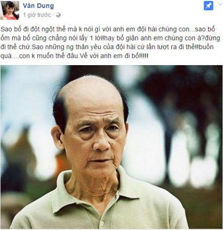 Nghe si Pham Bang qua doi: Khan gia Viet xot thuong nghen ngao - Anh 2