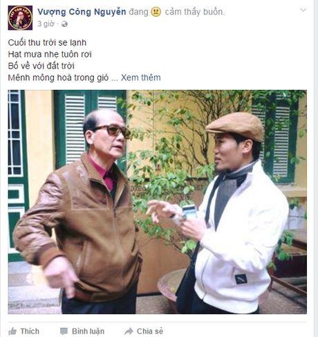 Nghe si Pham Bang qua doi: Khan gia Viet xot thuong nghen ngao - Anh 3