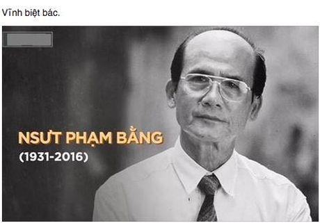 Nghe si Pham Bang qua doi: Khan gia Viet xot thuong nghen ngao - Anh 5