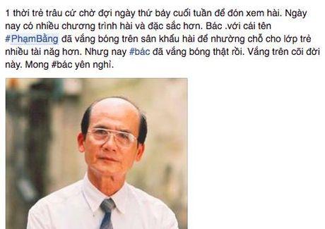 Nghe si Pham Bang qua doi: Khan gia Viet xot thuong nghen ngao - Anh 9