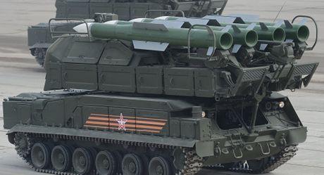 Ten lua phong khong Buk-M3 cua Nga khien doi phuong khong kip tro tay - Anh 2