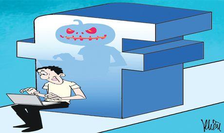 Facebook & he luy: Nhung cai chet rung dong cong dong - Anh 1