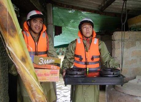 Cong an Quang Binh chu dong phuong an doi pho voi lu kep - Anh 4