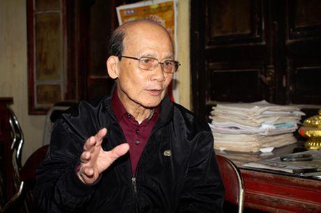 Clip nhung vai dien de doi cua NSUT Pham Bang - Anh 5