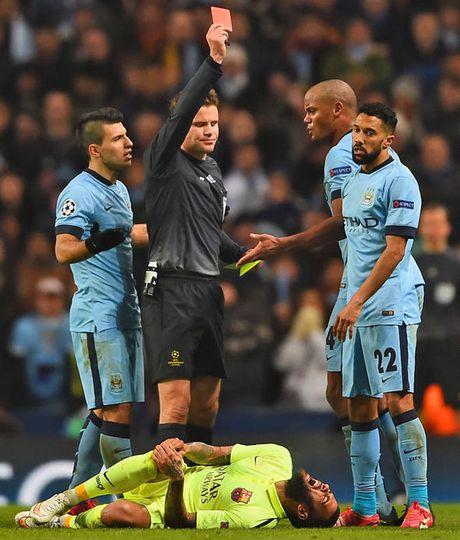 Pep Guardiola lo so nan the do - Anh 4