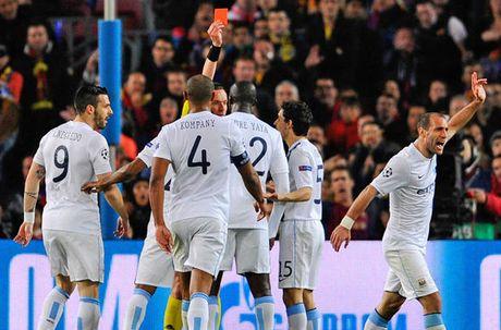 Pep Guardiola lo so nan the do - Anh 5