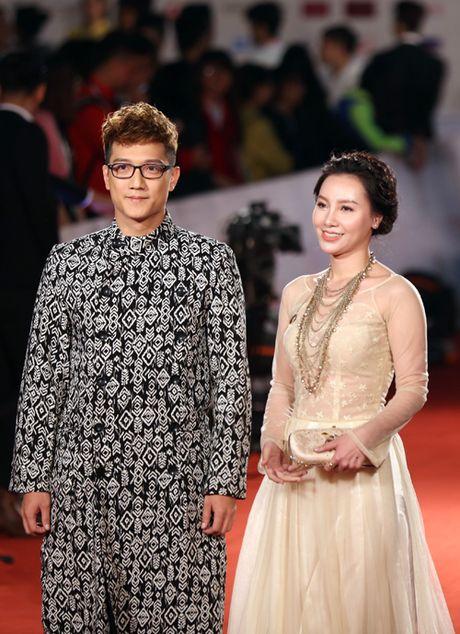 Angela Phuong Trinh sexy du Lien hoan phim quoc te Ha Noi - Anh 12