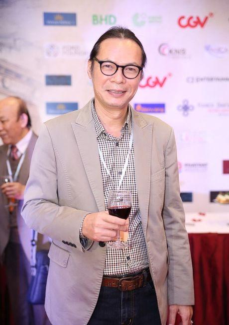Angela Phuong Trinh sexy du Lien hoan phim quoc te Ha Noi - Anh 13