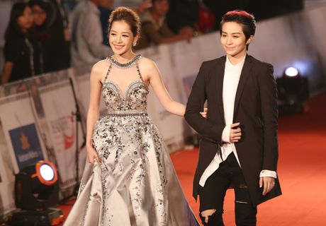 Angela Phuong Trinh sexy du Lien hoan phim quoc te Ha Noi - Anh 15