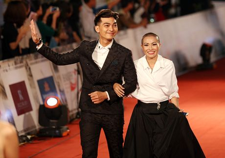 Angela Phuong Trinh sexy du Lien hoan phim quoc te Ha Noi - Anh 19