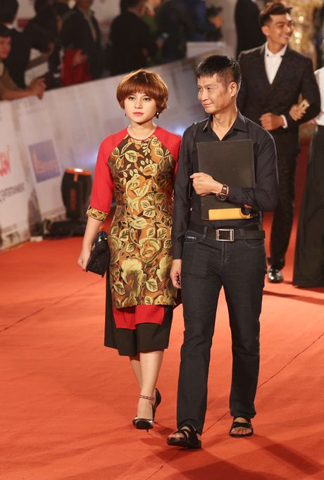 Angela Phuong Trinh sexy du Lien hoan phim quoc te Ha Noi - Anh 21