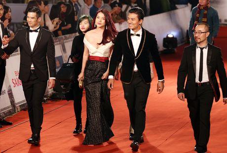 Angela Phuong Trinh sexy du Lien hoan phim quoc te Ha Noi - Anh 25