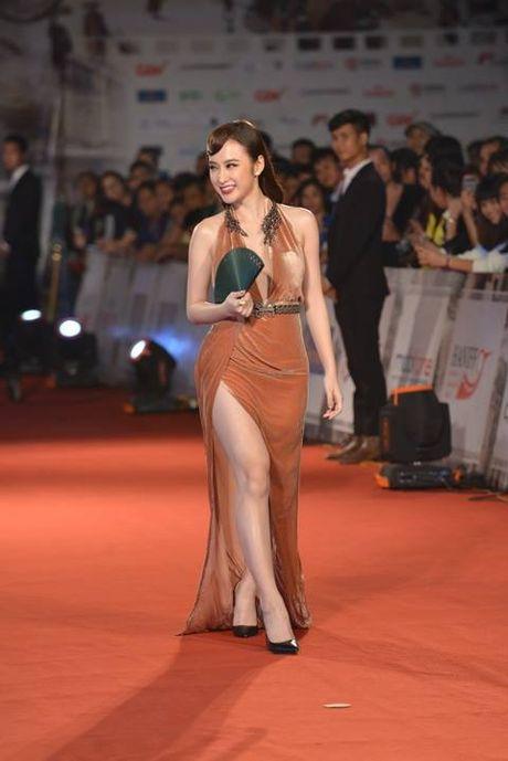 Angela Phuong Trinh sexy du Lien hoan phim quoc te Ha Noi - Anh 4