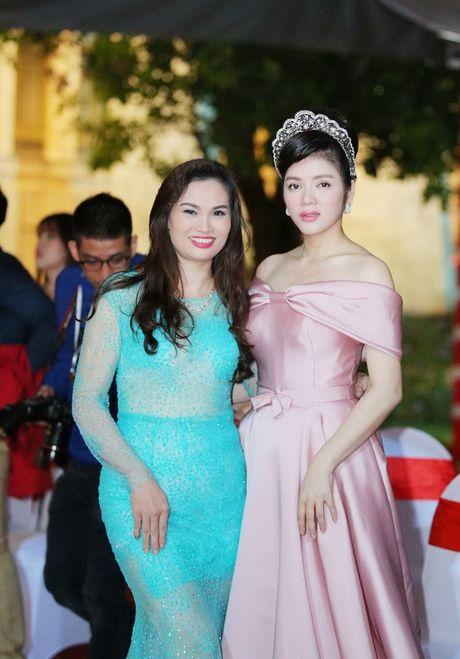 Angela Phuong Trinh sexy du Lien hoan phim quoc te Ha Noi - Anh 5