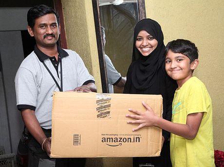 Amazon lo hon 540 trieu USD vi canh tranh o An Do - Anh 1