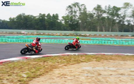 Honda ho tro giac mo the thao dua xe tai Viet Nam bang giai dua chuyen nghiep - Anh 3