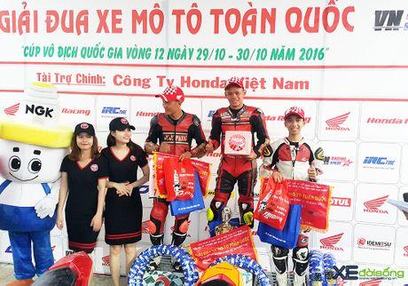 Honda ho tro giac mo the thao dua xe tai Viet Nam bang giai dua chuyen nghiep - Anh 4