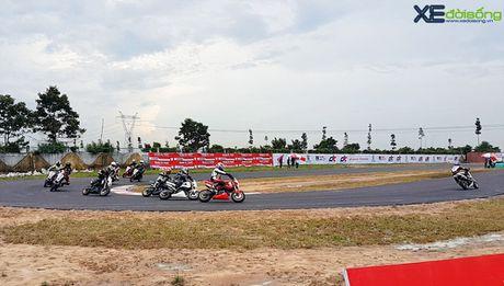 Honda ho tro giac mo the thao dua xe tai Viet Nam bang giai dua chuyen nghiep - Anh 8