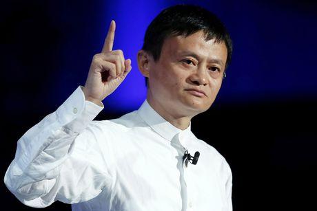 Jack Ma van la ty phu cong nghe giau nhat Trung Quoc - Anh 1