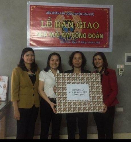 """Huyen Hoai Duc: Them 1 """"Mai am Cong doan"""" duoc ban giao - Anh 1"""