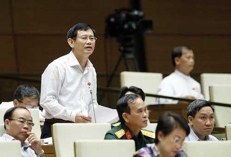 Dai bieu Nguyen Ngoc Phuong: Moi 'ban chi thien' cac du an lam tieu tan nghin ty - Anh 1