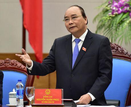 Thu tuong bo nhiem 2 tro ly va Tu lenh Canh sat co dong - Anh 1