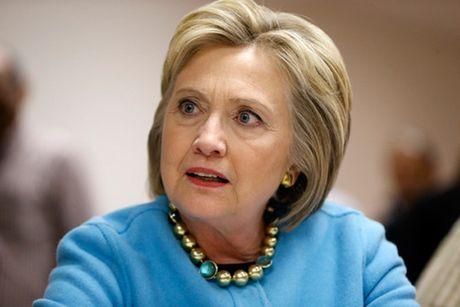 Hillary Clinton lieu co guc nga vi cuoc dieu tra cua FBI? - Anh 1