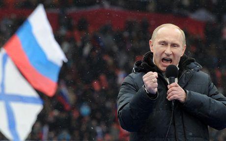 Tong thong Putin ky luat dinh chi thoa thuan hat nhan voi My - Anh 1