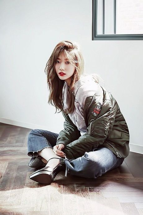 Nhan sac 'thay doi' sau mot thang cua Suzy khien cu dan mang ngo ngang - Anh 2