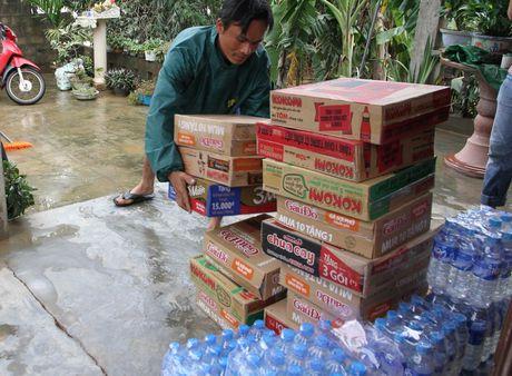 Quang Tri: Nuoc lu tai huyen Cam Lo da rut, mot nguoi mat tich - Anh 5