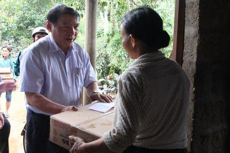 Quang Tri: Nuoc lu tai huyen Cam Lo da rut, mot nguoi mat tich - Anh 6