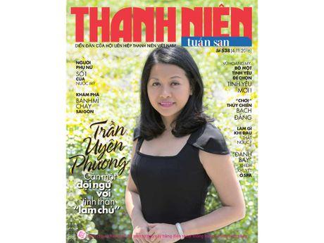 Don doc Thanh Nien Tuan San so 538 - Anh 1