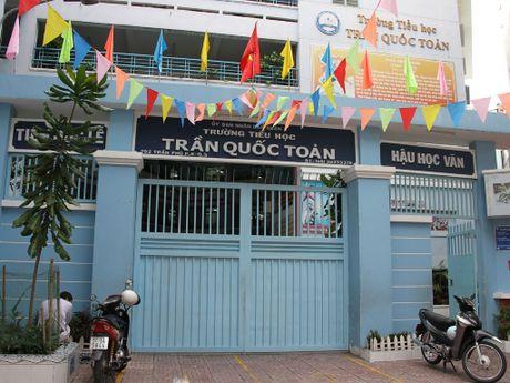 Cham dut day ngoai gio trong Truong tieu hoc Tran Quoc Toan - Anh 1