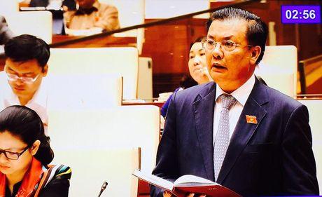 Bo truong Tai chinh nhan manh 'no cong tang nhanh la rat dung' - Anh 1