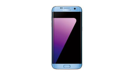 Samsung Galaxy S7 Edge them mau xanh san ho - Anh 2