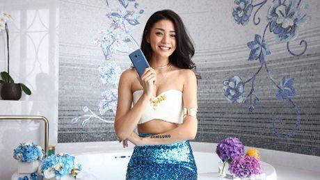 Samsung Galaxy S7 Edge them mau xanh san ho - Anh 5