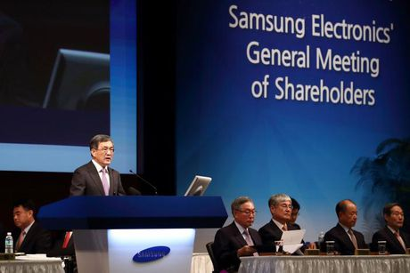 CEO Samsung Electronics: Samsung phai hoc tu khung hoang - Anh 1
