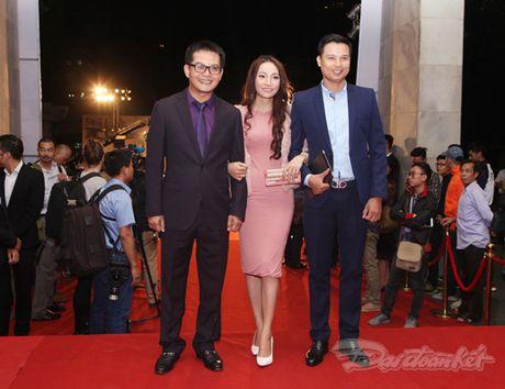 Dan sao khoe sac tren tham do Lien hoan Phim quoc te Ha Noi - Anh 10