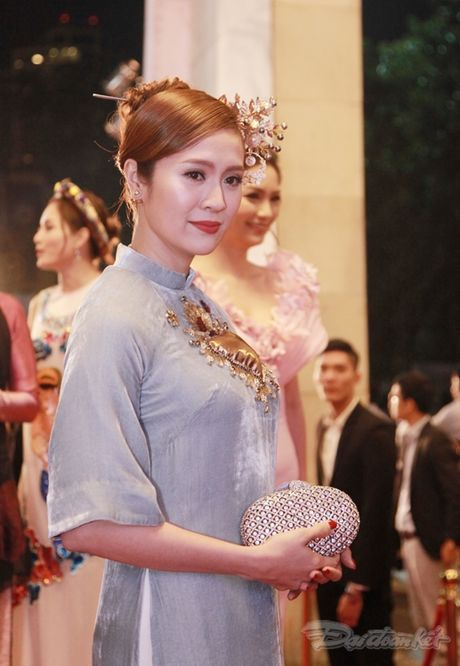 Dan sao khoe sac tren tham do Lien hoan Phim quoc te Ha Noi - Anh 11