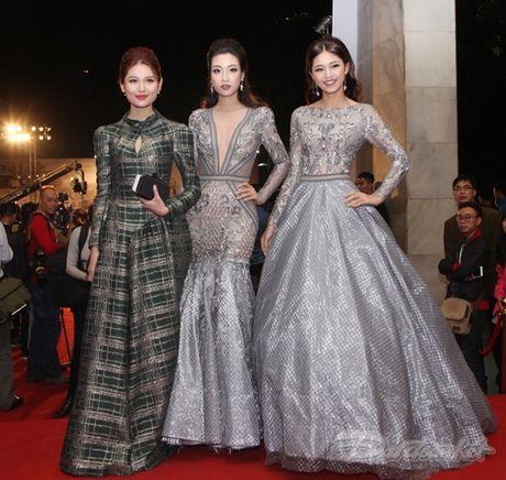 Dan sao khoe sac tren tham do Lien hoan Phim quoc te Ha Noi - Anh 5