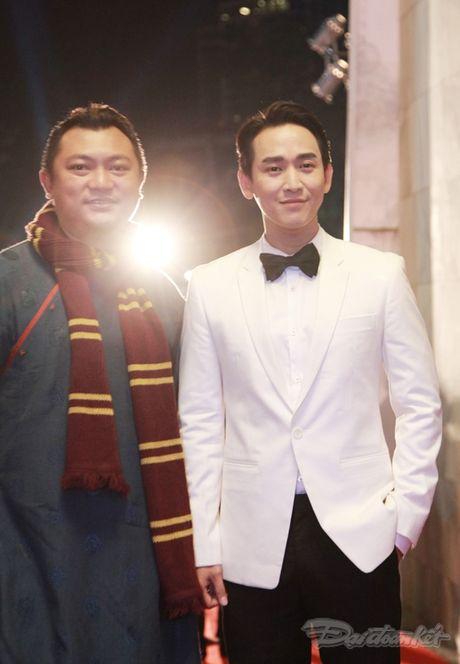 Dan sao khoe sac tren tham do Lien hoan Phim quoc te Ha Noi - Anh 9