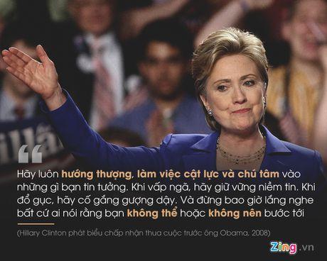 Hillary Clinton: Hanh trinh nua the ky cua nu quyen - Anh 10