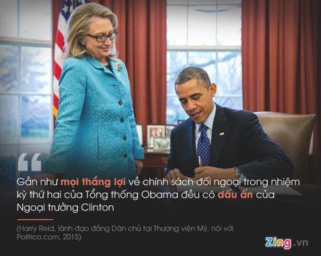 Hillary Clinton: Hanh trinh nua the ky cua nu quyen - Anh 11