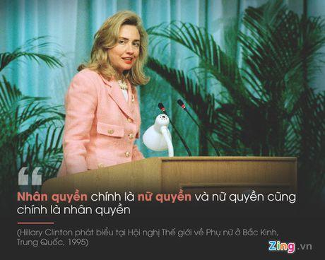 Hillary Clinton: Hanh trinh nua the ky cua nu quyen - Anh 7