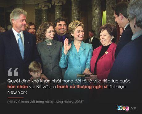 Hillary Clinton: Hanh trinh nua the ky cua nu quyen - Anh 8