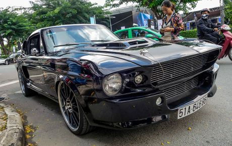 Ford Mustang 'Eleanor' do doc nhat tai Sai Gon - Anh 13