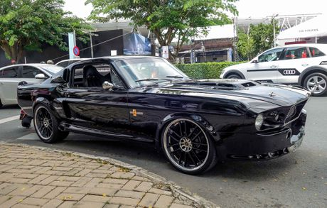 Ford Mustang 'Eleanor' do doc nhat tai Sai Gon - Anh 2
