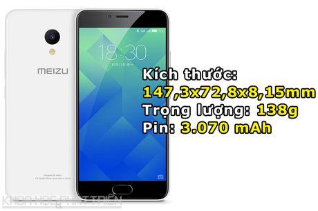 Mo hop smartphone cam bien van tay, RAM 3 GB, gia sieu re - Anh 3